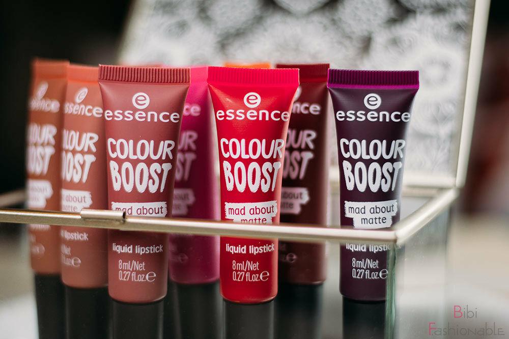 | Liquid Lipstick με 3,50 ευρώ; Essence Colour Boost – Mad About Matte | #Hx2com