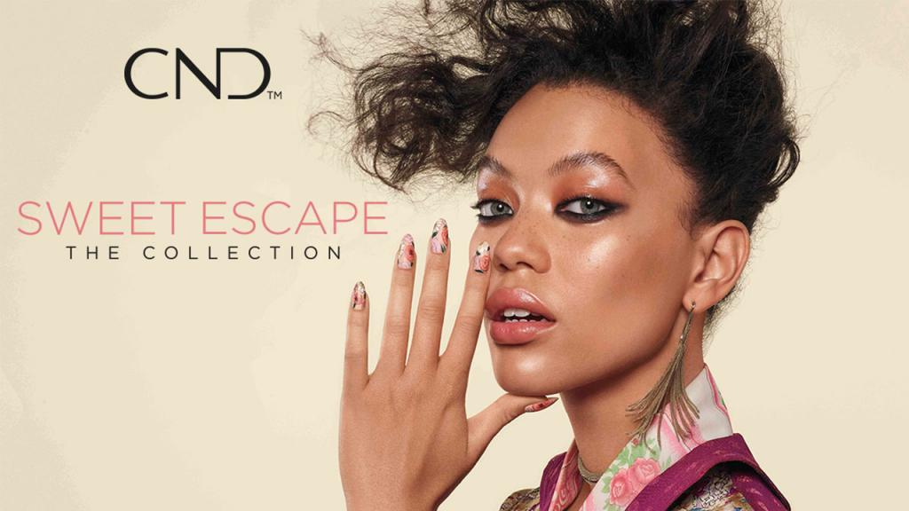   Υποδεχόμαστε την Άνοιξη με τη νέα συλλογή της CND, Sweet Escape!   #Hx2com