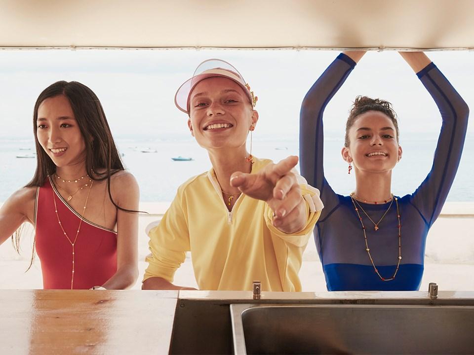   Swarovski: Λαμπερή η Καλοκαιρινή Συλλογή για το 2019   #Hx2com