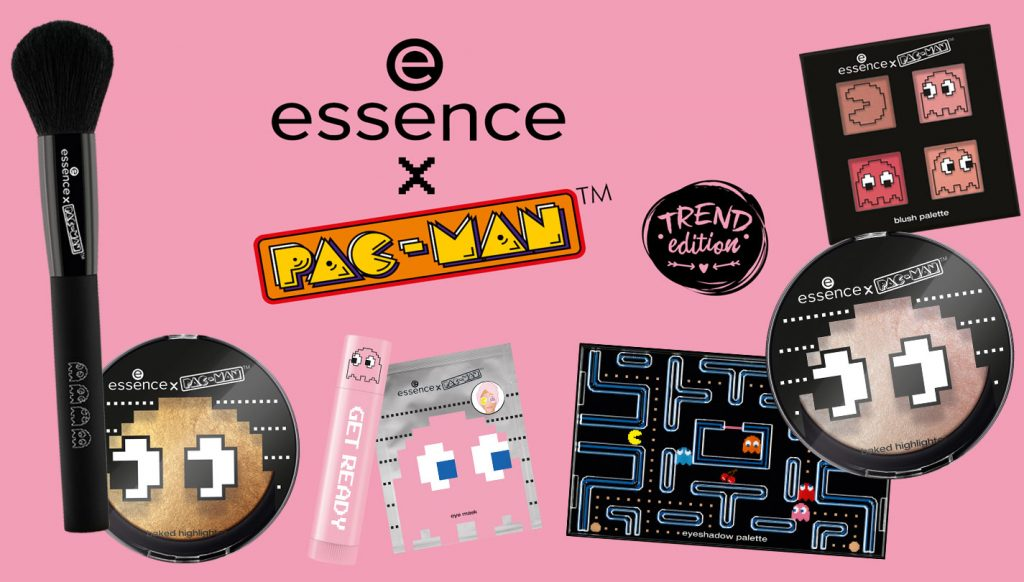   essence x PAC-MAN: Η νέα Trend Edition που θα λατρέψεις, κατέφθασε!   #Hx2com