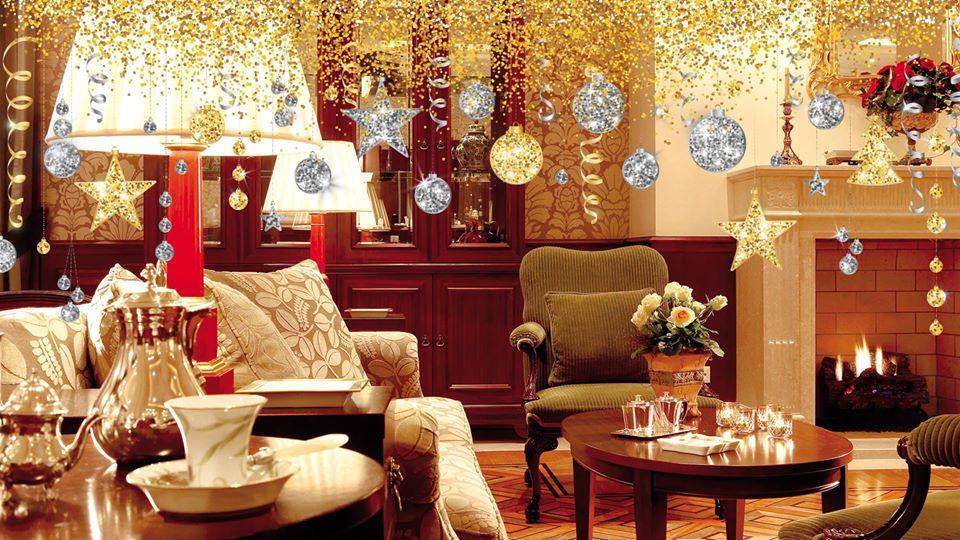| Ζήσε την μαγεία των Χριστουγέννων στους υπέροχους χώρους του Grecotel Larissa Imperial! | #Hx2com