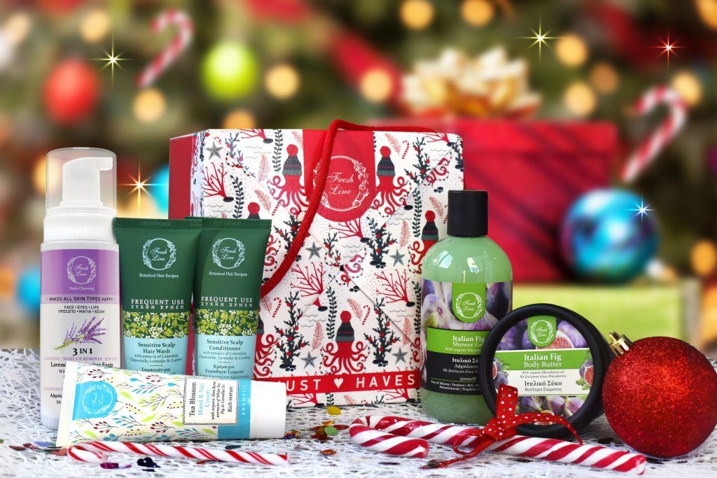   Οι ωραιότερες προτάσεις δώρων για τα αγαπημένα σας πρόσωπα, ερχονται από την Fresh Line!   #Hx2com