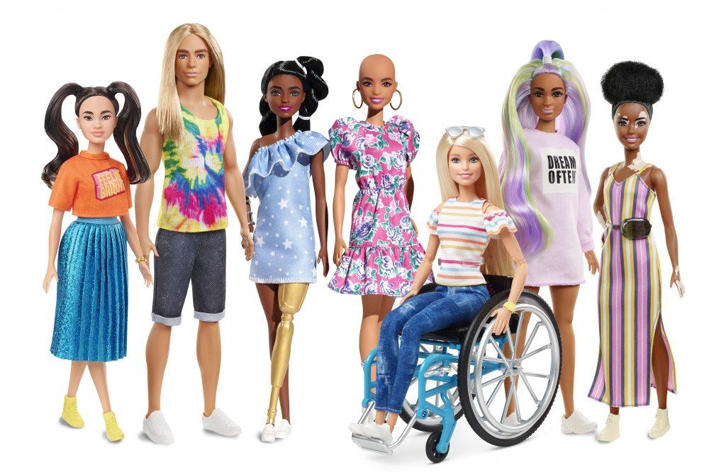 | Η iconic κούκλα Barbie, προάγει τη διαφορετικότητα! | #Hx2com