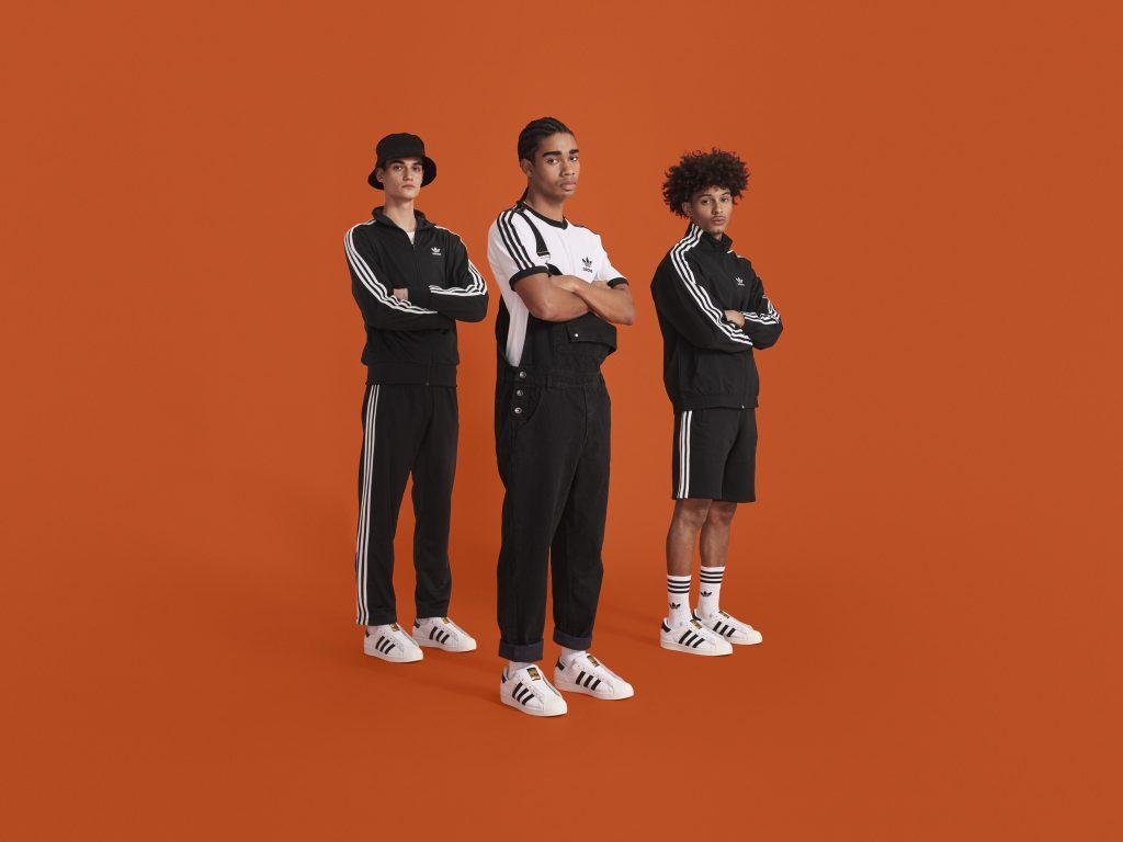   Change Is a Team Sport: η νέα καμπάνια των adidas Originals για τα 50 χρόνια του Superstar!   #Hx2com