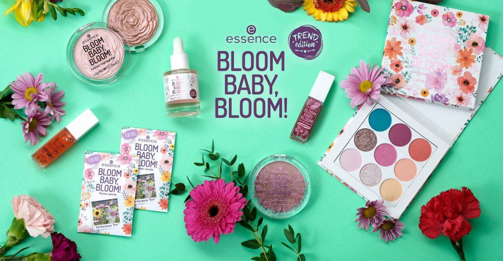 | BLOOM BABY, BLOOM! : Η νέα συλλογή της essence μας φτιάχνει την διάθεση και φέρνει την άνοιξη στο μακιγιάζ μας! | #Hx2com