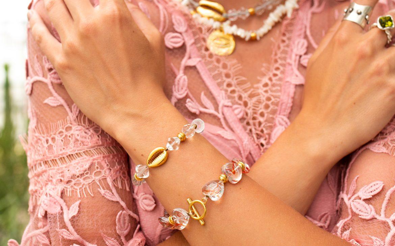 | Kristia Lazarie: Θάλασσα, ήλιος & καλοκαίρι, σε μία εξωτική συλλογή κοσμημάτων! | #Hx2com